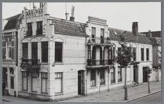 WAT001002854 Pand hoek Willem Eggertstraat-Dubbelebuurt het was eerst een bankgebouw (Sanders bank), later showroom en ...