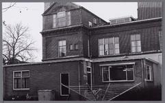 WAT001002971 Binnenplaats van het vroegere Gast en Proveniershuis uit 1844 van architect W.A.Scholten. Geleidelijk ...