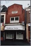 WAT001002974 Het uit 1926 daterende pand is onder architectuur van Cornelis Koning in bouwstijl Amsterdamse School. . ...