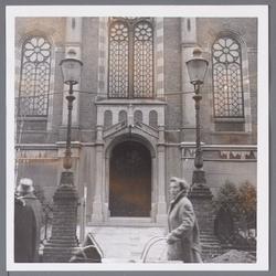WAT001003050 De Lutherse Gemeente van Purmerend ontstond rond 1670. Niet veel later werd er in de Papestraat een ...