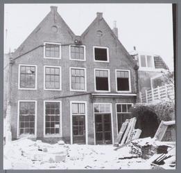 WAT001003025 Sloop van de gebouwen van het secretariaat Beemsterpolder.