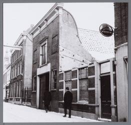 WAT001003036 Sloop van de gebouwen van het secretariaat Beemsterpolder.