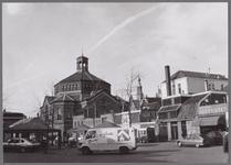 WAT001003230 Koepelkerk uit 1853, gebouwd in opdracht van de Hervormde gemeente. Het ontwerp was van stadsarchitect ...