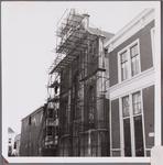 WAT001003314 Doopsgezinde kerk, Kanaalstraat 10, architect Dorland.Buiten gebruik 1988, toen de Doopsgezinde Gemeente ...