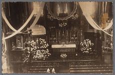 WAT001003322 De vierde Rooms-katholieke Kerk aan de Kerkstraat. De architect was Molkenboer en de aannemer was W. ...