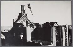 WAT001003323 Afbraak R.K. kerk.De vierde Rooms-katholieke Kerk aan de Kerkstraat. De architect was Molkenboer en de ...
