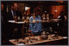 WAT001003336 De laatste liturgie viering in de vijfde Nicolaaskerk aan de Kerkstraat was op 24 september 1989. In die ...