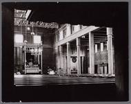 WAT001003355 Interieur van de nieuwe Katholieke kerk, ingewijd oktober 1956.