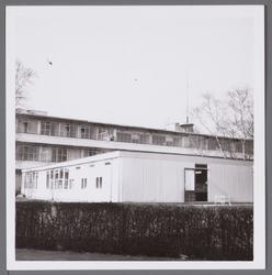 WAT001003318 Noodpoli van het Stadsziekenhuis ontworpen door de Purmerendse architecten Plas en Koning.