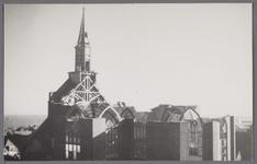 WAT001003326 Afbraak R.K. kerk.De vierde Rooms-katholieke Kerk aan de Kerkstraat. De architect was Molkenboer en de ...