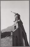 WAT001003333 Afbraak R.K. kerk.De vierde Rooms-katholieke Kerk aan de Kerkstraat. De architect was Molkenboer en de ...