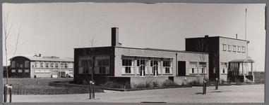 WAT001003446 Het veilingcomplex van Afslagvereniging Beemster, Purmerend en Omstreken (B.P.&O) iwerd gebouwd door ...