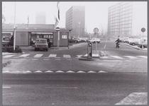 WAT001003464 Uitgang 'Miro- terrein' naar de Burgemeester D. Kooimanweg.
