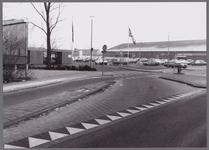 WAT001003466 Uitgang 'Miro- terrein' naar de Burgemeester D. Kooimanweg.