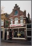 WAT001003414 Dit pand met de naam De Bonte Koe (1891-1900 Het Rotterdamsch Bierhuis ) dateert uit 1906/1907 met een ...