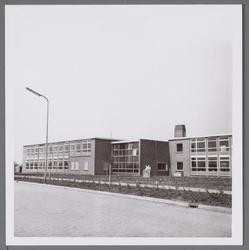 WAT001003539 Opening van de ULO school, de latere Wherelant Mavo.