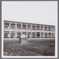 WAT001003540 Opening van de ULO school, de latere Wherelant Mavo.