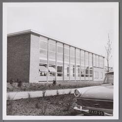 WAT001003543 Opening van de ULO school, de latere Wherelant Mavo.