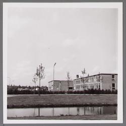 WAT001003546 Opening van de ULO school, de latere Wherelant Mavo.