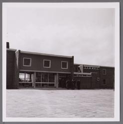 WAT001003547 Opening van de ULO school, de latere Wherelant Mavo.