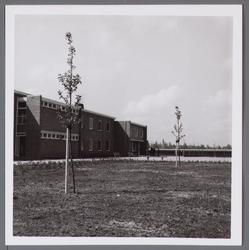 WAT001003549 Opening van de ULO school, de latere Wherelant Mavo.