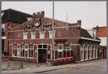 WAT001003576 Café restaurant 'De drie Zwanen' aan de Neckerstraat 3.