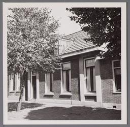 WAT001003635 Nieuwstraat bij Willem Eggert School.