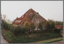 WAT001003835 Stolpboerderij De Kalversprong in 1910 gebouwd in opdracht van jhr. mr. Boreel van Hogelanden uit Velsen. ...