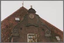 WAT001003836 Stolpboerderij De Kalversprong in 1910 gebouwd in opdracht van jhr. mr. Boreel van Hogelanden uit Velsen. ...