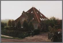 WAT001003837 Stolpboerderij De Kalversprong in 1910 gebouwd in opdracht van jhr. mr. Boreel van Hogelanden uit Velsen. ...