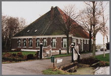 WAT001003852 Boerderij - Stolpboerderij 'Dank en Hoop' .Bouwjaar circa 1875.