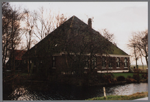 WAT001003853 Boerderij - Stolpboerderij 'Dank en Hoop' .Bouwjaar circa 1875.