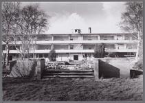 WAT001003881 De sloop van het Stadsziekenhuis in 1990. Op de foto de restanten van het kinderpaviljoen