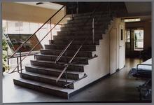 WAT001003882 Het Stadsziekenhuis ontworpen door de Purmerendse architecten Plas en Koning. Op 17 januari 1939 ging de ...