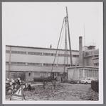 WAT001003876 Uitbreiding van het Stadsziekenhuis uit 1940, ontworpen door de Purmerendse architecten Jan Plas en ...