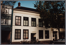 WAT001004001 De Gereformeerde 'Singelkerk' geopend in 1890, vebouwd in 1920. Buiten gebruik in 1988 en daarna gesloopt.
