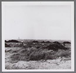 WAT001003952 Overwhere in ontwikkeling. Omgeving Taborkerk.Met links achter de watertoren van Kwadijk.