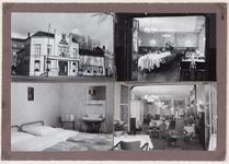 WAT001004077 Hotel -restaurant Belle-vue van Maarten van der Woude.