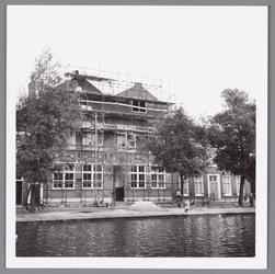 WAT001004092 Verbouwing van de R.K. Meisjesschool Sint Catharinaschool.