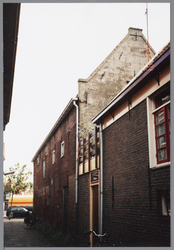 WAT001004174 Oorspronkelijk in vermoedelijk 1870 gebouwd als pakhuis. Gemeentemonument.
