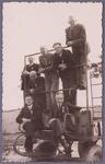 WAT001004941 Comité Purmerend Markstad.Tentoonstelling september 1946 in de Nieuwstraat.