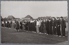 WAT001005036 Sport uitwisseling met Arendonck België 1948.