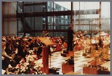 WAT001005238 Officiële opening van het jubleumjaar door commissaris der Koningin drs. R. J. de Wit, vrijdag 13 april ...