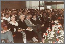 WAT001005266 Officiële opening van het jubleumjaar door commissaris der Koningin drs. R. J. de Wit, vrijdag 13 april ...