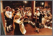 WAT001005269 Officiële opening van het jubleumjaar door commissaris der Koningin drs. R. J. de Wit, vrijdag 13 april ...