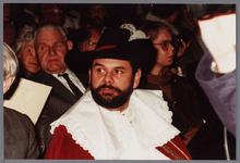 WAT001005275 Officiële opening van het jubleumjaar door commissaris der Koningin drs. R. J. de Wit, vrijdag 13 april ...