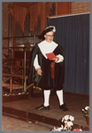 WAT001005284 Officiële opening van het jubleumjaar door commissaris der Koningin drs. R. J. de Wit, vrijdag 13 april ...