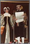 WAT001005295 Officiële opening van het jubleumjaar door commissaris der Koningin drs. R. J. de Wit, vrijdag 13 april ...