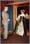 WAT001005296 Officiële opening van het jubleumjaar door commissaris der Koningin drs. R. J. de Wit, vrijdag 13 april ...