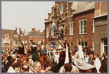 WAT001005321 Purmerend 500 jaar marktstad, intocht Willem Eggert.